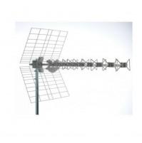ANTENNA TETTO FRACARRO BLU10HD UHF BLU 10 HD lte DIGITALE TERRESTRE 10 ELEMENTI