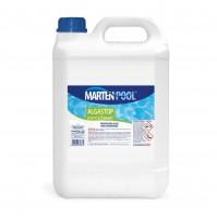 ANTIALGA ANTI ALGA LIQUIDO per pulizia e manutenzione piscine minipiscina LT. 5