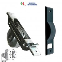 AVVOLGITORE SEMINCASSO SINTESY SPECIAL DX/SX mt.8 PLACCA NERA
