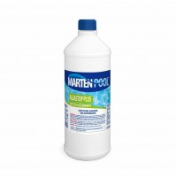 Antialga liquido per pulizia e manutenzione piscine minipiscina LT.1