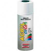 BOMBOLETTA VERNICE SPRAY 400 ml ACRILICA AREXONS ral 1015 avorio 2933