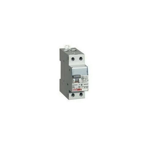 BTICINO DIFFERENZIALE MAGNETOTERMICO SALVAVITA 16AH A 2M G8813AC16 impianto luce