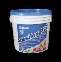 COLLA ADESIVO IN PASTA PER PIASTRELLE CERAMICHE MATTONI ADESILEX P22 MAPEI KG. 5