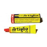 COLLA ARTIGLIO TUBETTO ML. 150 ADESIVO UNIVERSALE PER CUOIO PLASTICA LEGNO