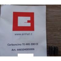 COPPIA SPAZZOLE CARBONCINI PER MULTIUTENSILE TE-MG 200 CE MULTIFUNZIONE  EINHELL