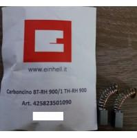 COPPIA SPAZZOLE CARBONCINI PER TASSELLATORE BT-RH 900/1 + TH-RH 900 EINHELL
