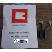 COPPIA SPAZZOLE CARBONCINI PER TRAPANO RT-ID 65/1 EINHELL