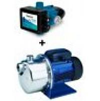 ELETTROPOMPA LOWARA BGM7 BGM 7 HP 1 + PRESS CONTROL GENYO 16A/R15-30 ACQUA