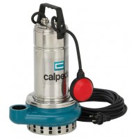 ELETTROPOMPA SOMMERGIBILE 0,60 HP per DRENAGGIO ACQUE CHIARE CALPEDA GQRM 10-10