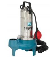 ELETTROPOMPA SOMMERGIBILE 0,750 HP per ACQUE SCURE SPORCHE CALPEDA GQSM 50-8