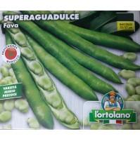 FAVA FAVE SUPERAGUADULCE PROD. MAROCCO KG. 5 - GR. 5000 L'ORTOLANO