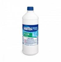 Flocculante liquido pulizia manutenzione piscine minipiscina 1 KG