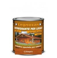 IMPREGNANTE PROTETTIVO LEGNO SEMILUCIDO 750 ML A BASE ACQUA ciliegio VELECA