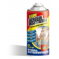 INSETTICIDA BADO AEROSOL INSETTI VOLANTI 6231 LINFA BADO spray 150 ML