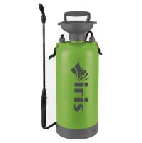 IRIS Pompa a Pressione cap. 8 lt 18x56.5x18 cm Giardinaggio IRRORAZIONE SPALLA