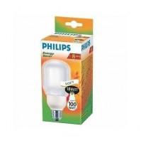 LAMPADA LAMPADINA PHILIPS AMBIANCE SOFT T70 18W 100W E27 RISPARMIO