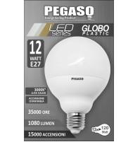 LAMPADA LED GLOBO E27 PEGASO 12W 15W LAMPADINA CUCINA 3000 4000 K SFERA CUCINA