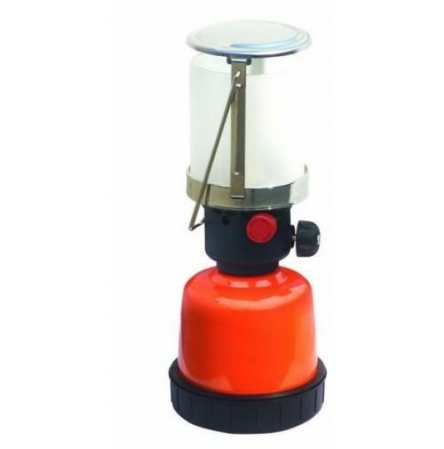 LAMPADA LUME A GAS CAMPING CON PIEZO ACCENZIONE ELETTRONICA