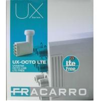 LNB FRACARRO UX-OCTO UX OCTO 8 USCITE lte free ILLUMINATORE PARABOLA FULL HD