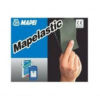 MAPEI  MAPELASTIC SACCO+FUSTINO KG.24+8KG LATTICE IMPERMEABILIZZAZIONE TERRAZZO