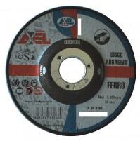MOLA DISCO ABRASIVA FERRO ACCIAIO SMERIGLIATRICE 115x3,2 115 mm AXEL