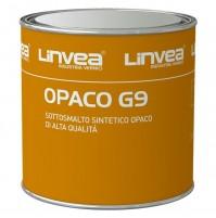 OPACO G9 Linvea 500 ml FONDO RIEMPITIVO AL SOLVENTE PER LEGNO SOTTOSMALTO