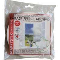 PARAFREDDO SPUGNA PARA FREDDO ADESIVO PER PORTE FINESTRE 4 MT 20 mm PARASPIFFERI