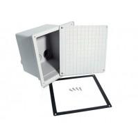 POZZETTO ENEL 250x250 MM IN PVC POLIPROPILENE IDONEO PER CAVI ELETTRICI 25X25 cm