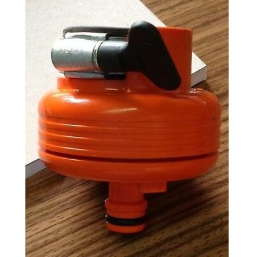 PRESA RUBINETTO 8524 CLABER ATTACCO RACCORDO 14-19 mm TUBO IRRIGAZIONE GIARDINO