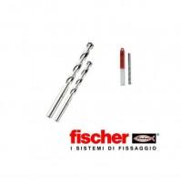 PUNTA WIDEA MURO SDX FISCHER MM. 12 CEMENTO SUPER DD DIN 8039 ISO5468