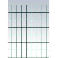 RETE METALLICA ELETTROSALDATA RECINZIONE H.100 - 25 mt 50x75 PLASTIFICATA VERDE