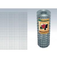 RETE METALLICA ELETTROSALDATA agrisald 19x19 Cavatorta H.100 - 25m ZINCATA PRIMA