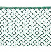 RETE PLASTICA PER BALCONE ESAGONALE TENAX H 100 RECINZIONE MT 50 RINGHIERA VERDE