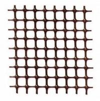 RETE PLASTICA x BALCONE H 100 RECINZIONE MT. 1 RINGHIERA BALCONE BAMBINI MARRONE