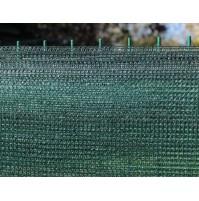 RETE TELO OMBRA OMBREGGIANTE FRANGISOLE VERDE FRANGI SOLE OSCURAMENTO 90%