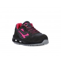 SCARPA DA LAVORO DONNA VEROK U-POWER RED LION ANTINFORTUNISTICA MISURA 38 ROSA