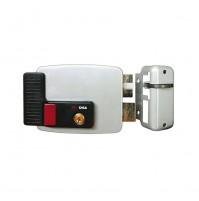 SERRATURA ELETTRICA ELETTROSERRATURA APPLICARE 11670 CISA 50 mm DX PORTE LEGNO