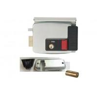 SERRATURA ELETTRICA ELETTROSERRATURA APPLICARE 11731 CISA 50 mm DX PORTE FERRO