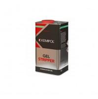 SVERNICIATORE GEL STRIPPER KEMIPOL RIMUOVE VERNICI SMALTO UNIVERSALE ECO 4 litri
