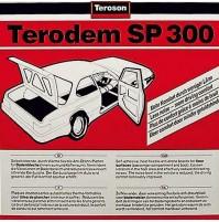 TEROSON® BT SP300 PANNELLO LAMINATO 50X50 AUTOADESIVO IN BITUME E PLASTICA