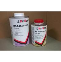 TRASPARENTE MAXMEYER HS CLEAR 0300 DA LT.1 + CATALIZZATORE HS  LT.0,500