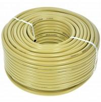 TUBO PER IRRORAZIONE PVC FLESSIBILE GIARDINO ACQUA 20 bar DIAM.8-13 mm MOTOPOMPA