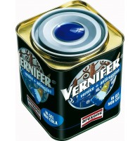VERNIFER 4884 AREXONS MARRONE DAINO SATINATO LT. 0,750 750 ML