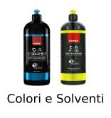 Colori e solventi